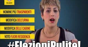 """La pdl 5 Stelle """"Elezioni Pulite"""" introduce regole fondamentali al fine di evitare possibili brogli e condizionamenti di voto"""