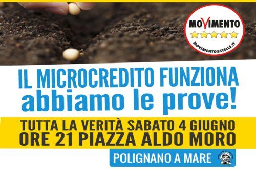 Ben 134 imprese pugliesi per circa 3 milioni di euro complessivi di finanziamenti: sono alcuni dei risultati raggiunti dal Microcredito