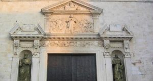 Dopo aver reperito i fondi in Regione per risistemare il tetto e riaprire la Chiesa Matrice, ho accompagnato Don Gaetano dal Ministro Dario Franceschini