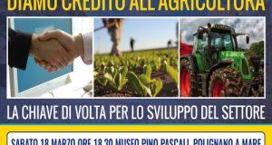 Parterre d'eccezione per illustrare il rapporto tra banche e imprese agricole, chiave di volta per lo sviluppo del settore agricolo