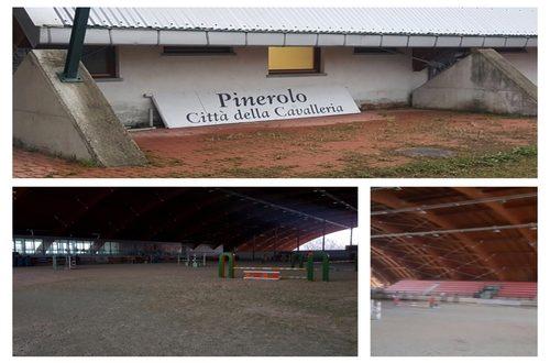 Sopralluogo a Pinerolo presso l'ennesima incompiuta del nostro Paese ovvero il Centro di Equitazione di Abbadia Alpina. Come far morire l'ippica italiana