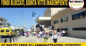 Finanziamenti e lavori bloccati a causa dell'inadempiente Amministrazione di centrosinistra targata Vitto per la Scuola Rodari di Polignano