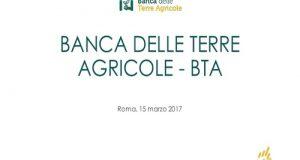 Presentato il progetto della Banca delle Terre Agricole. Nella sola Puglia 42 suoli per 1.356 ettari a disposizione degli agricoltori