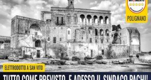 Il Consiglio di Stato rigetta il ricorso capestro del Sindaco Vitto (PD) sull'elettrodotto Enel che approderà in località San Vito a Polignano