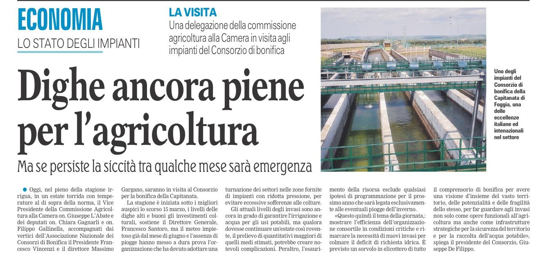 La Gazzetta del Mezzogiorno - 14.07.2017