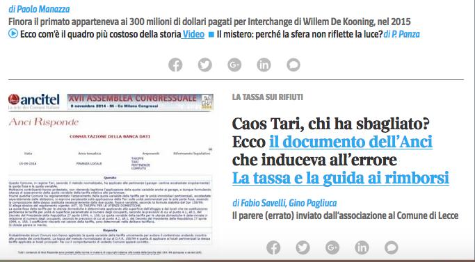 Corriere.it - 16.11.2017