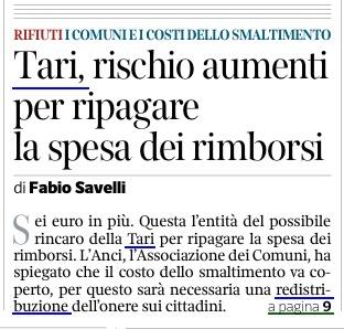 Il Corriere della Sera - 14.11.2017