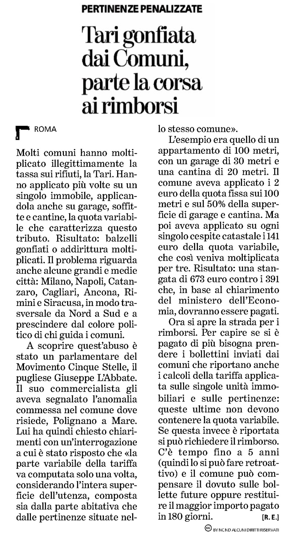 La Stampa - 11.11.2017