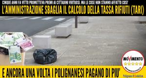 Dai premi promessi in campagna elettorale al costo maggiorato della Tari, la Tassa Rifiuti: ecco cosa ha combinato il Sindaco Domenico Vitto a Polignano