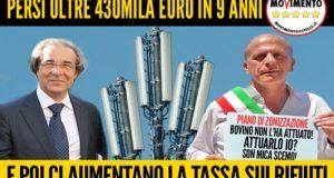 Il Piano di Zonizzazione Elettromagnetica comunale giace nei cassetti dell'Amministrazione Vitto di Polignano nonostante i tanti soldi spesi