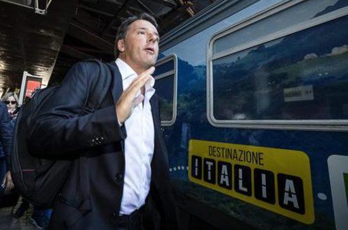 Arriva il Presidente del PD con il suo tour in treno e il Comune di Polignano, guidato dal Sindaco Vitto, decide di sostenere la sua campagna elettorale