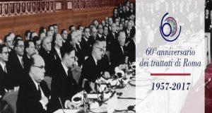 Il Presidente Mattarella a Montecitorio per celebrare i 60 anni dalla firma dei Trattati di Roma ma l'Ue è divenuta solo una unione finanziaria e bancaria