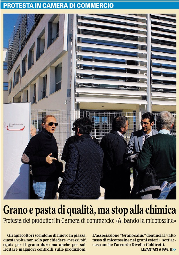 La Gazzetta del Mezzogiorno - 03.11.2016