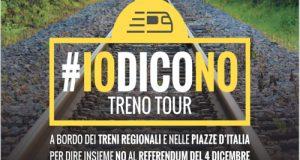 Dopo il tour estivo di Alessandro Di Battista, l'#IoDicoNo Treno Tour dei parlamentari del Movimento 5 Stelle a difesa della Costituzione approda in Puglia