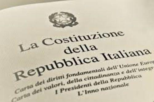 Siamo favorevoli e disponibili per dibattiti negli Istituti Superiori in vista del Referendum del 4 dicembre sulla riforma della Costituzione Italiana