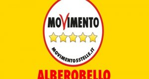Comizio conclusivo della lista del Movimento 5 Stelle di Alberobello (BA) dove ho avuto il piacere di partecipare. A riveder le stelle!