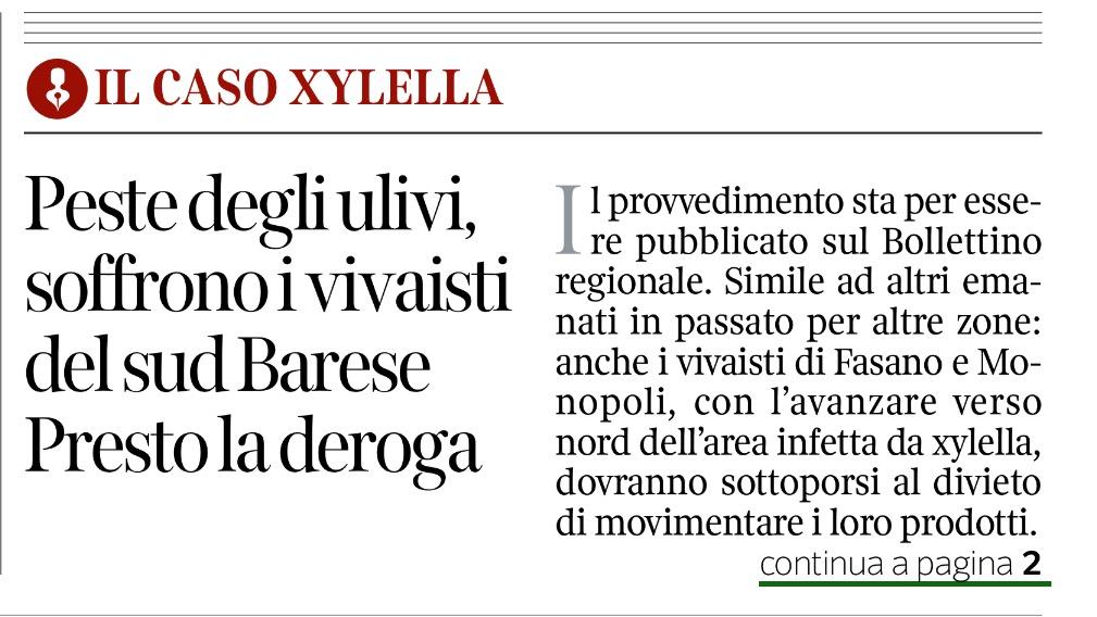 Il Corriere del Mezzogiorno - 05.09.2018