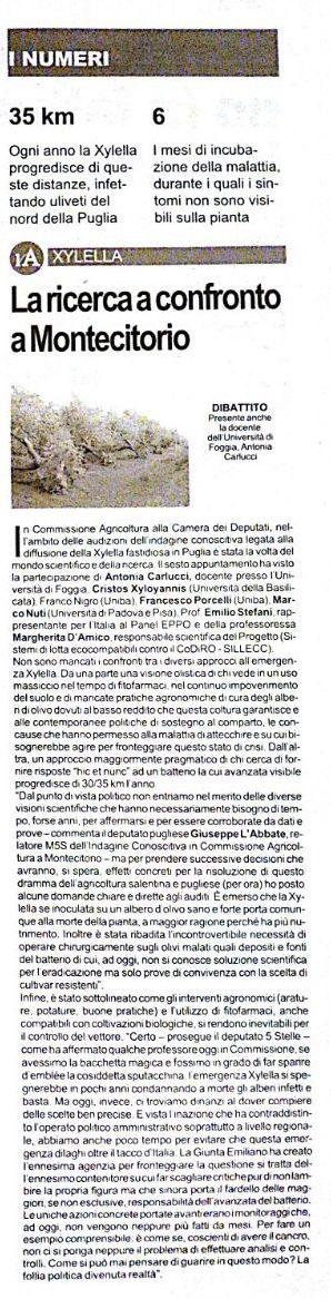 L'Attacco di Foggia - 11.10.2018