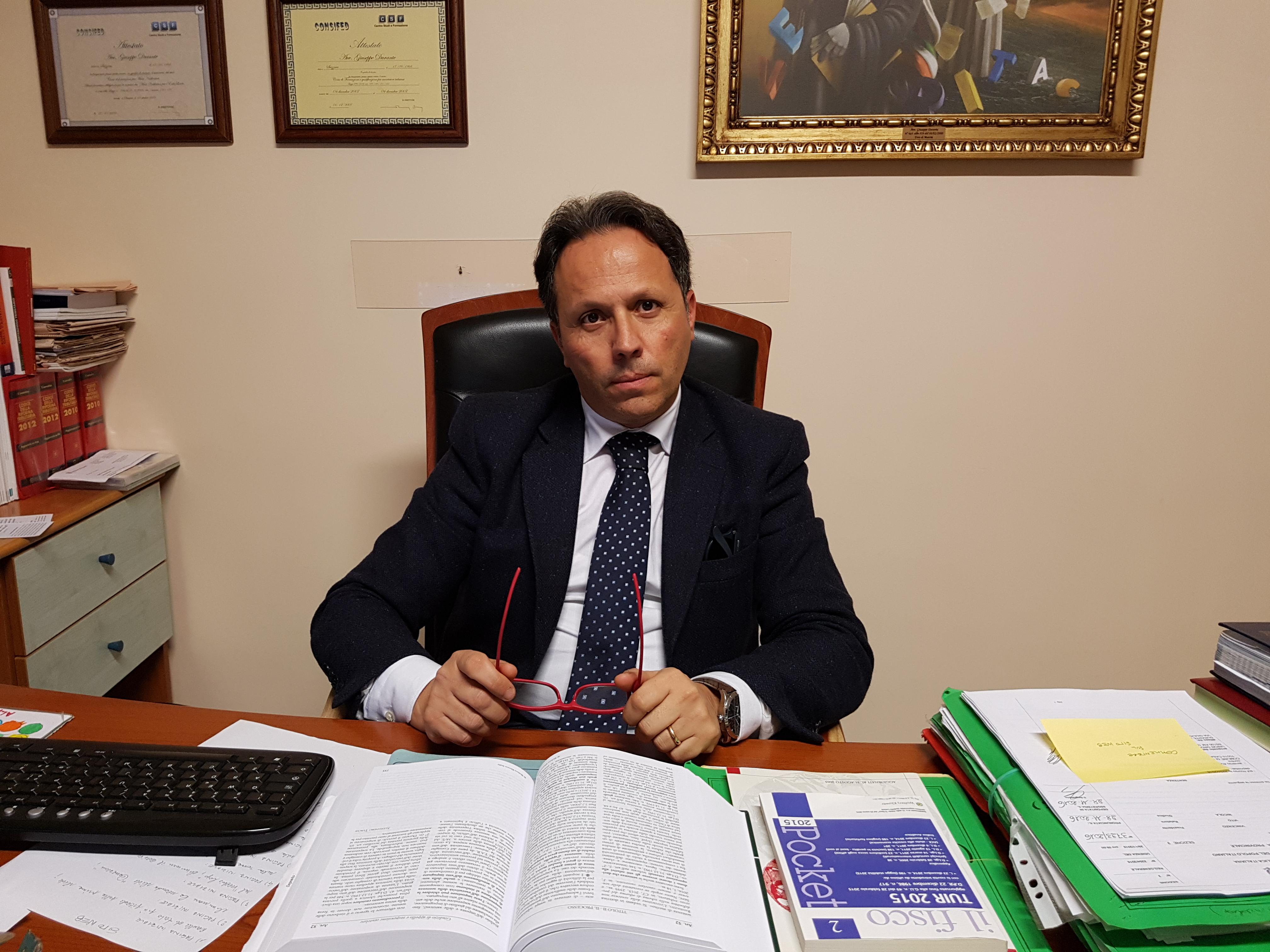 Avvocato Giuseppe Durante