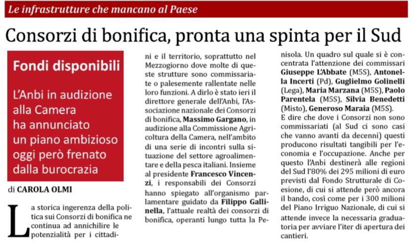 La Notizia - 01.08.2018