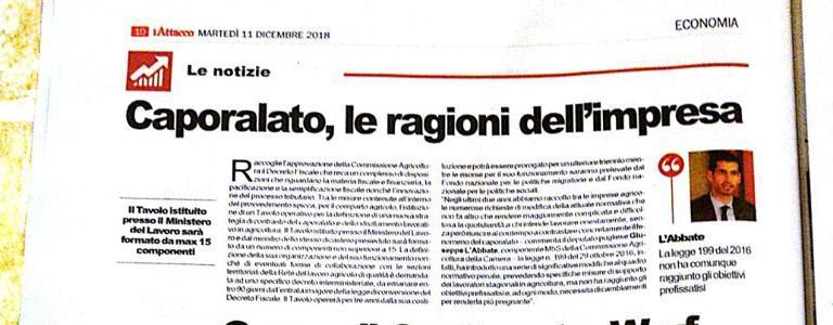 L'Attacco - 11.12.2018