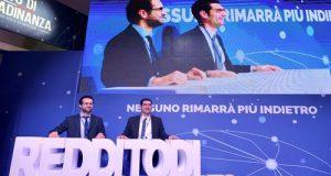 Presentati a Roma, con un convegno che ha visto come mattatore Luigi Di Maio, sia il Reddito di Cittadinanza che Quota 100