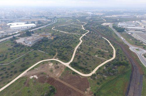 Dopo la denuncia dello smaltimento di rifiuti inerti nel Parco dell'Area Industriale, si attende l'intervento dei Sindaci Decaro (Bari) e Magrone (Modugno)