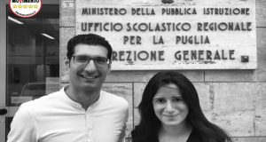 Con la consigliera Laricchia (M5S), abbiamo chiesto lumi in Regione Puglia sull'attuazione del protocollo d'intesa di somministrazione farmaci a scuola