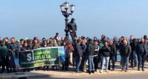 Protesta Vivai Bari