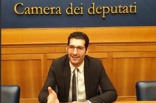 Giuseppe L'Abbate M5S Camera dei Deputati