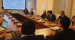 Cronache Parlamentari - Giuseppe L'Abbate - Incontro Biogas